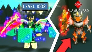 ⭐ HOW TO HAVE THE BEST WEAPON 1000 LVL LAVOWY BOSS | ROBLOX ⭐