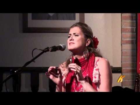 Farruca - Rosa Maria Morales Muñoz -  XXVIII Concurso Nacional de Cante Flamenco -   Carmona