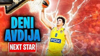 Deni Avdija Will Become a Challenge for Defenders in the NBA