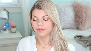 FAV TINTED MINERAL SPF & NO FOUNDATION ORGANIC MAKEUP ROUTINE