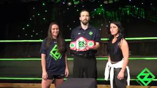 Tessa Blanchard & Kylie Rae Contract Signing - Zelo Pro - 11/12/17