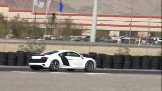 Exotic Driving Racing Experience Las Vegas Motor Speedway Test Drive Lamborghini