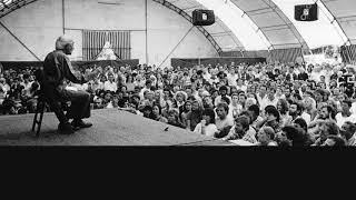 Audio | J. Krishnamurti – Saanen 1973 – Public Discussion 1 – How does one observe?
