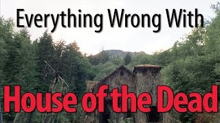 Everything Wrong With The House Of The Dead thumbnail