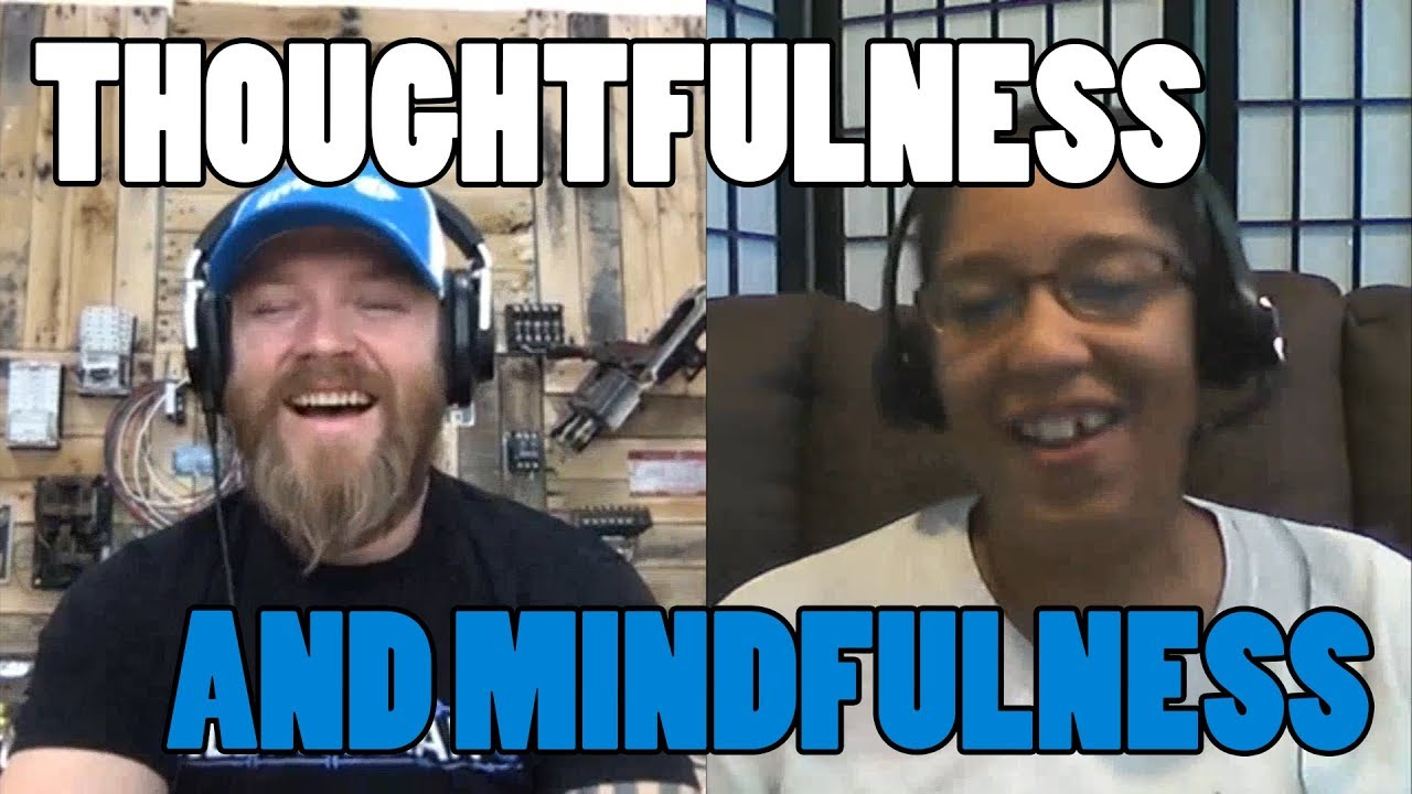 Thoughtfulness & Mindfulness with Master Electrician Angel Savoy