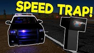 POLICE SPEED TRAP & BIG BUST! - Police Enforcement VR Gameplay - Oculus VR Game