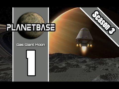 Planetbase - S3 E1 - Class M
