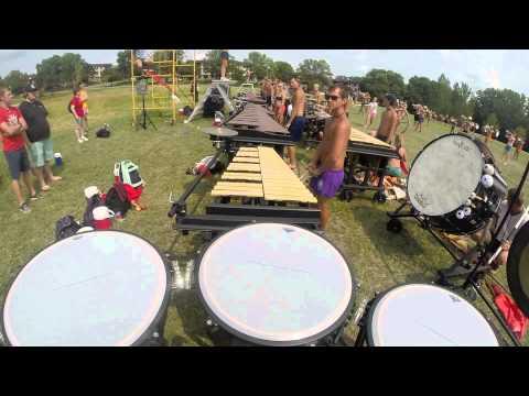 Tommy Boyer - Music City Drum Corps 2014 Timpani