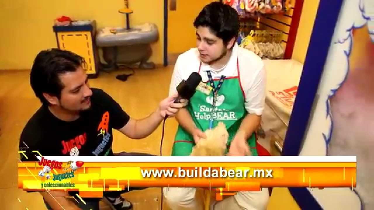 Visitamos Build-A-Bear Workshop Mexico - YouTube 007a35929c9