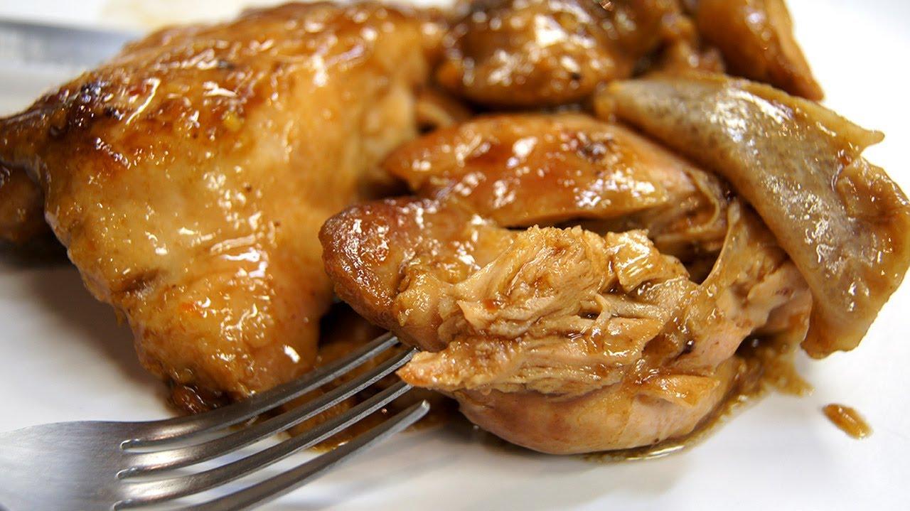 Orange chicken crock pot recipes easy