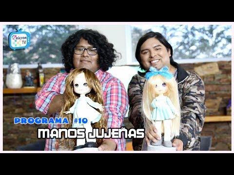NICRON TV Como hacer una KIKI DOLL ASIATICA por Julio Angola