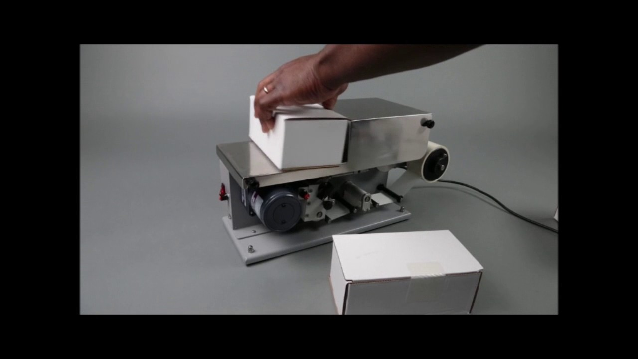 Automatic Tape Applicator ~ Tach it y semi automatic l clip box sealer tape