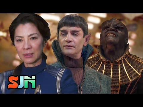 Thumbnail: Star Trek: Discovery Drops Their First Trailer!