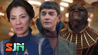 Star Trek: Discovery Drops Their First Trailer!