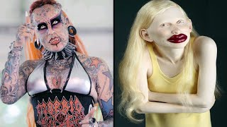 10 Truly Unusual Women In The World #2