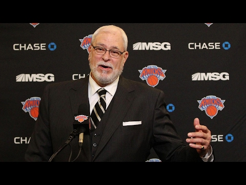 Time to Schein: Phil Jackson rips Carmelo Anthony on Twitter
