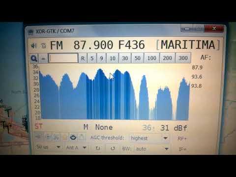 [Es] 87,9 - Radio Maritima, Istres (13), France, RDS, 2062 km, 9th August, 2015