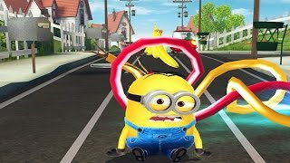 Despicable Me 2: Minion Rush Residential Area Part 39