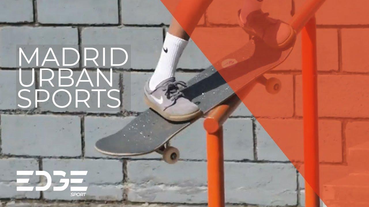 Madrid Urban Sports Virtual 2020 | SKATE WOMEN Quarterfinals Results | EDGEsport