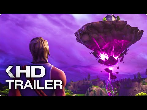 FORTNITE Season 6 Intro Cinematic (2018) Trailer