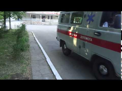 UAZ-3962 ambulance