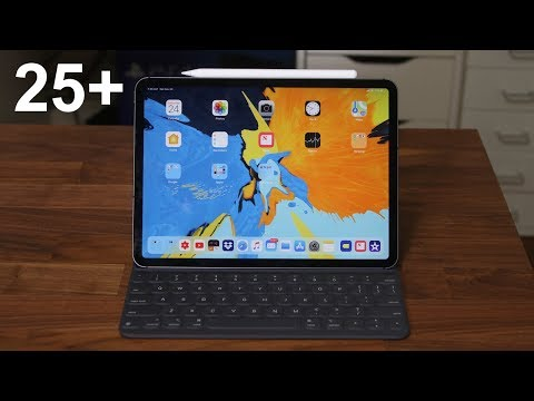 25+ Tips and Tricks for New iPad Pro 2018 11-Inch Model