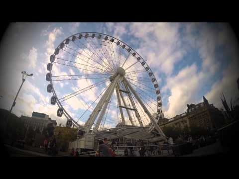 Manchester Wheel, Beautiful City, Beautiful People :)