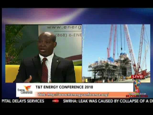 bpTT Regional President discusses Investment in TT (Part 02 of 02)