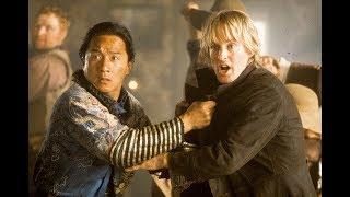 Шанхайские рыцари.2003 Джеки Чан и Оуэн Уилсон в смешных неудачных дублях  после фильма.