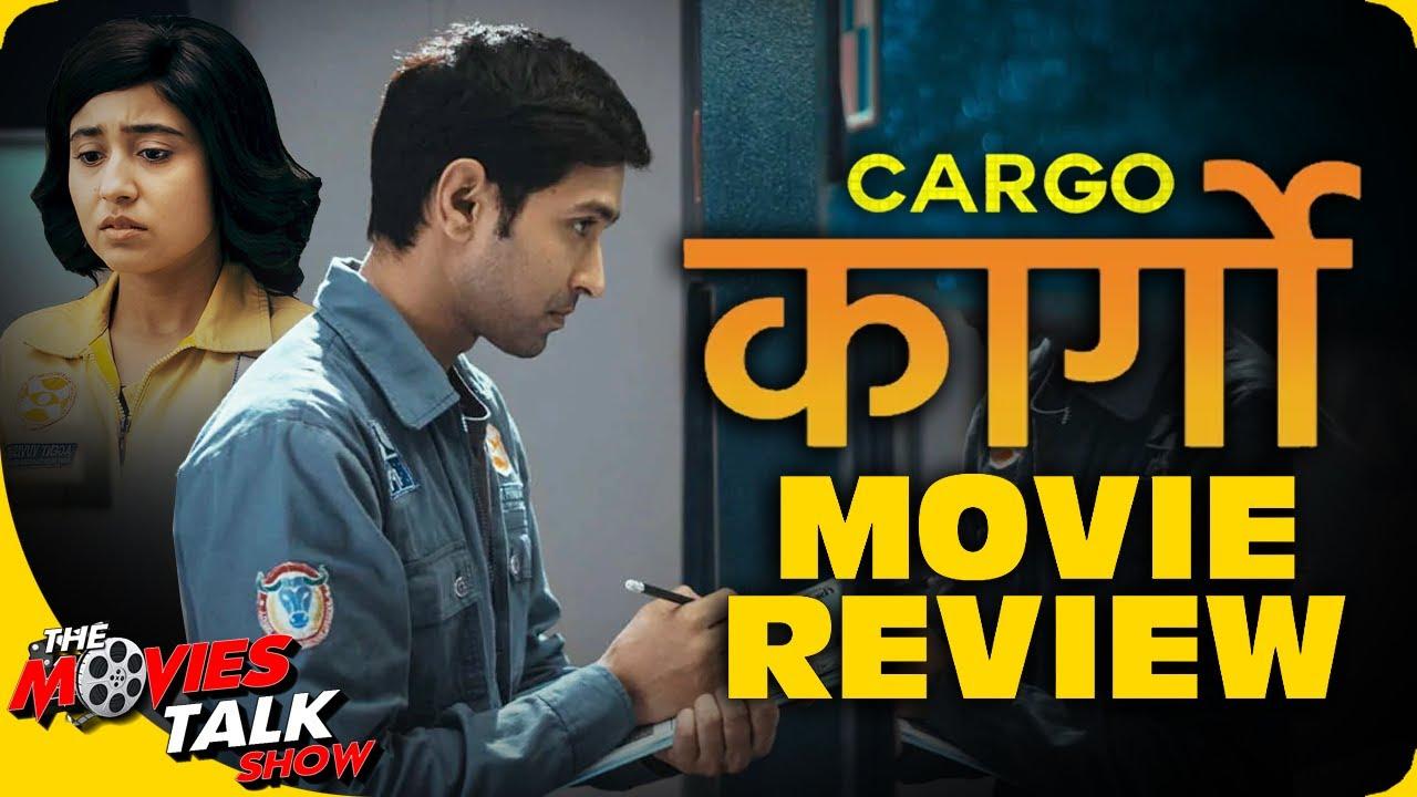 CARGO : Movie Review   Vikrant Massey   Shweta Tripathi   Netflix Film