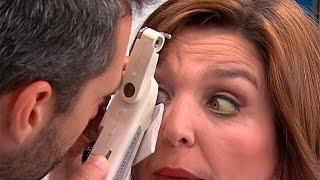 Círculos debajo de deshidratación causa ojos? ¿La los