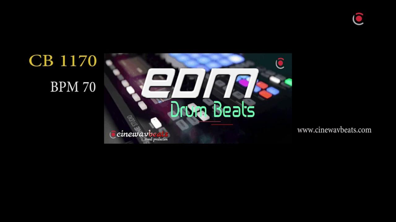 edm drum beats download