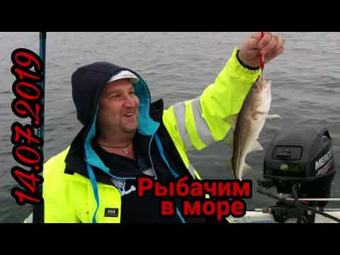 Ловим форель. Рыбалка на Балтийском море.