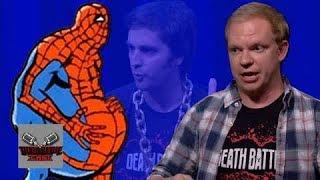 Spider-Man's Exploding Balls | DEATH BATTLE Cast thumbnail