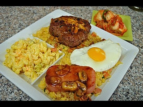 Loco Moco Hawaiian Hamburger Steak Recipe