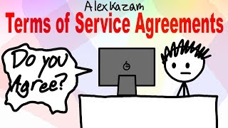 Terms of Service Agreements