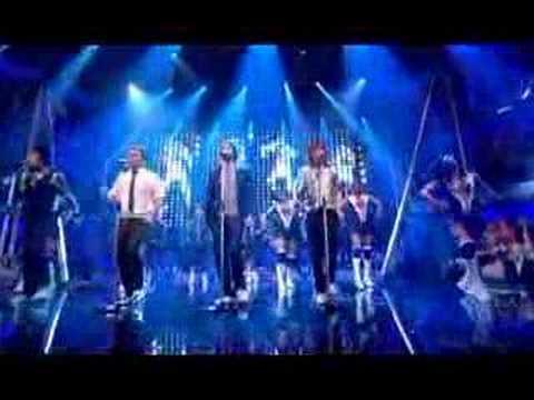 Take That - Shine (Live)
