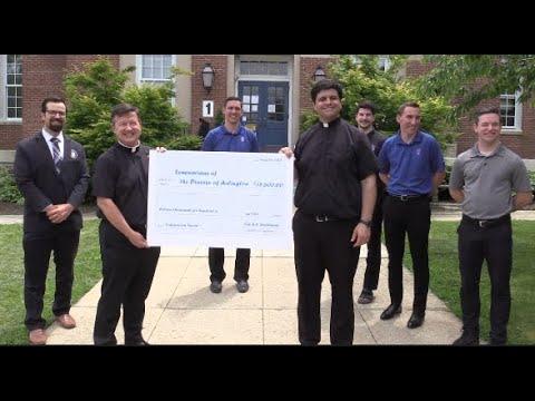 The Basilica School of Saint Mary Seminarian Sprint 2020