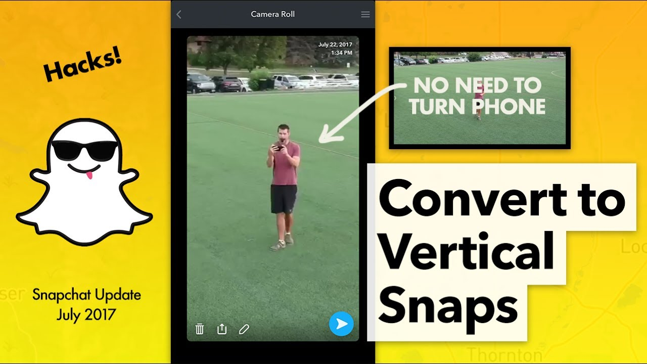 How to convert video to vertical for snapchat youtube how to convert video to vertical for snapchat ccuart Image collections