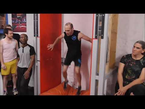 Ninja Warrior UK 7th Competition - NNL Qualifier: Stage 1
