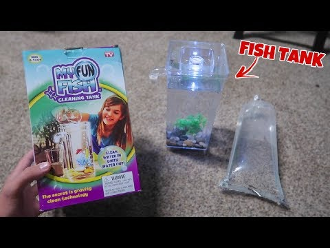 MICRO $10 Online AQUARIUM SET-UP!!!