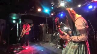 IRONFIST 辰嶋 + マニアオルガン + 葛葉 @ 新宿 URGA 2015-Jan.9th.