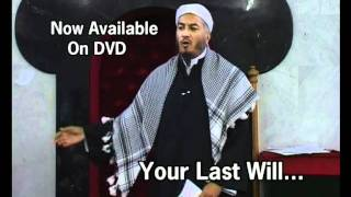 Cape Town Muslim Events Presents the DVD Series with Moulana Dawood Sampson DVD Previews 1.flv