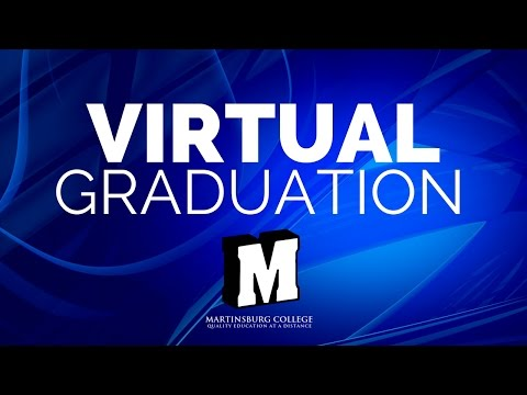 Martinsburg College Virtual Graduation 2017