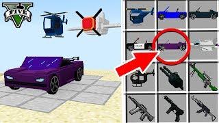 Minecraft - Paquete de Texturas de GTA V que no Creerás que Existe en MINECRAFT