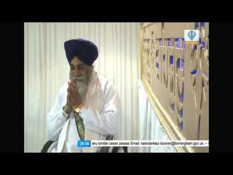 Interview with Bhai Inderjeet Singh Ji Khalsa (Hazoori Ragi Sri Darbar Sahib, Amritsar)