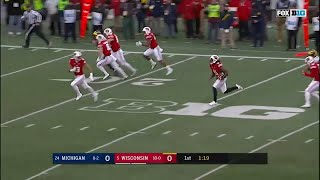 Nick Nelson 50-YD Punt Return vs. Michigan