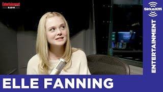 Elle Fanning Spills Details on 'Maleficent 2'