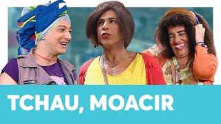 Graça não quer mais o Moacir e Briti está desesperada! 🤣   Tô de Graça   EP18 07/07/20