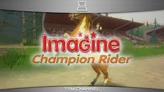 Imagine : Champion Rider / Petz : Horse Club (part 2) (Horse Game)
